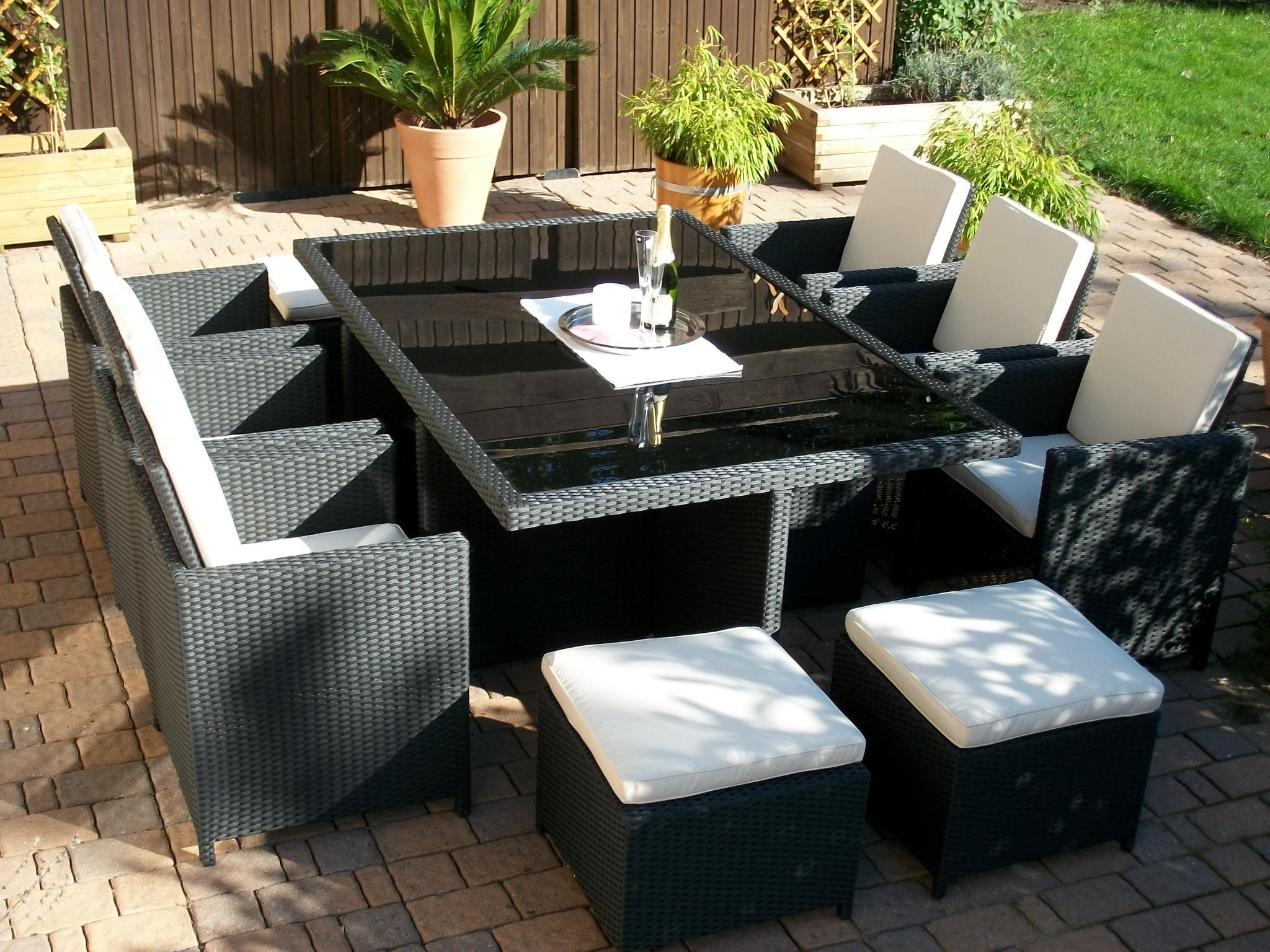 garnitur toscana xl schwarz bomey handel gbr. Black Bedroom Furniture Sets. Home Design Ideas