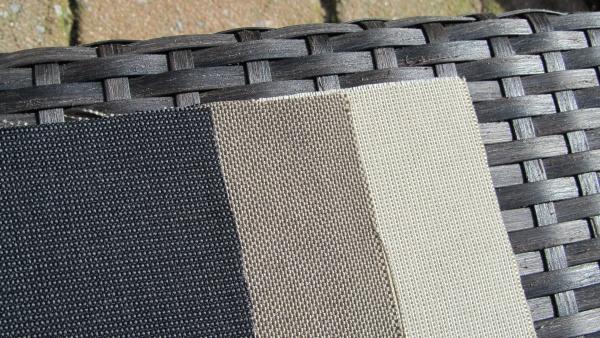 Mustersendung Bezüge / Material